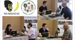 The PrimateCast #26: Part 2/5 from the 25th Congress of the International Primat